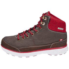 Dachstein Loden Walker DDS Shoes Women dark brown/chili